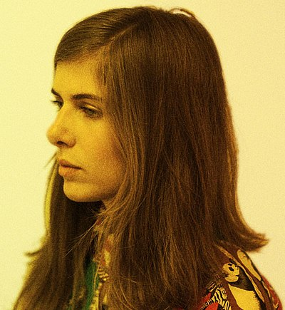 Picture of a band or musician: Laurel Halo