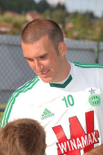 Laurent Batlles - Batlles as a Saint-Étienne player (2011)