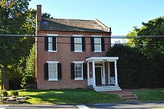 Layton House - Layton House, September 2012