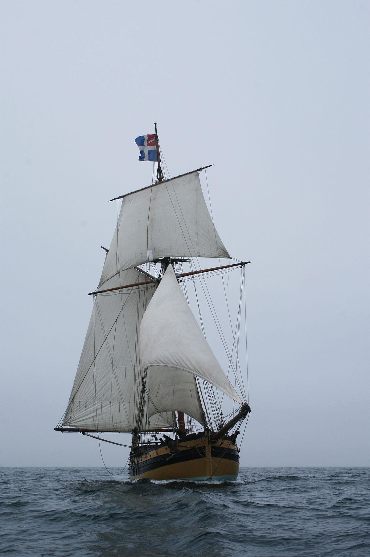 Corsaire wikip dia - Voile bateau pirate ...