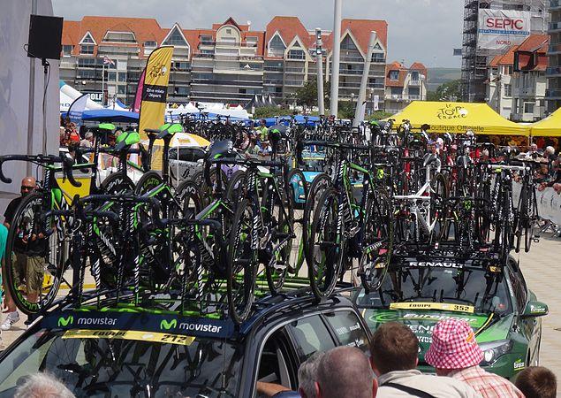 Le Touquet-Paris-Plage - Tour de France, étape 4, 8 juillet 2014, départ (C28).JPG