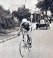 Le français Armand Blanchonnet, double champion olympique sur Route, aux JO de 1924.jpg