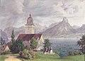Leander Russ - St Wolfgang bei Ischl - 1841.jpeg