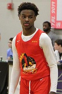 Bronny James American basketball player