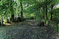 Leer - Logaer Weg - Philippsburger Park - Jüdischer Friedhof 09 ies.jpg