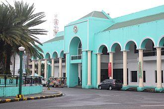 Albay - Albay Provincial Capitol in Legazpi