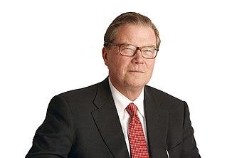 Leif Johansson (businessman) Swedish businessman