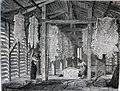 """Les merveilles de l'industrie, 1873 """"Interior d'un séchoir de tannerie"""". (4727187062).jpg"""