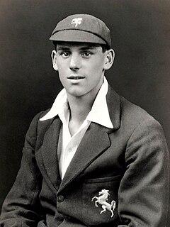 Leslie Todd English cricketer