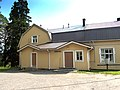 Letkun pirtti, village hall in Letku, Tammela, Finland.jpg