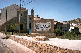 Villamalur municipality in Valencian Community, Spain