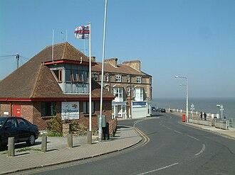 Walton and Frinton Lifeboat Station - Walton and Frinton Lifeboat Station.