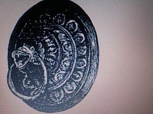Mahasu Devta Temple - The Lion head handle fitted on door