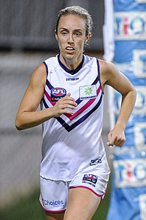 Lisa Webb Australian rules footballer and coach (born 1984)