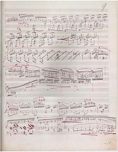 Piano Sonata in B minor (Liszt) - Wikipedia
