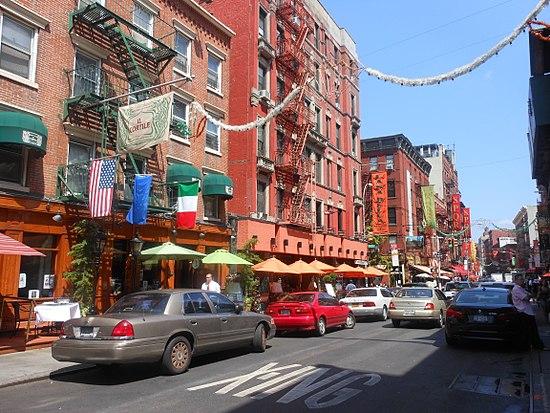 Little Italy NY Street.JPG