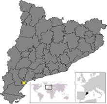 Location of Vandellos i Hospitalet Infant.png