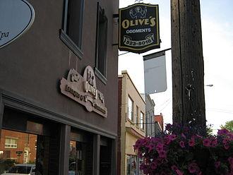 Locke Street (Hamilton, Ontario) - Locke Street South, walking tour