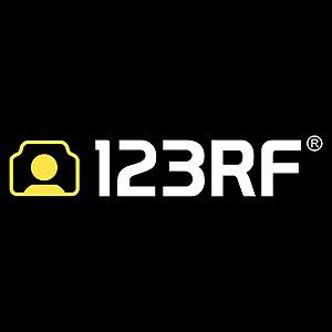 123rf - Image: Logo 123RF