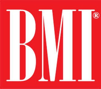 Broadcast Music, Inc. - Image: Logo bmi