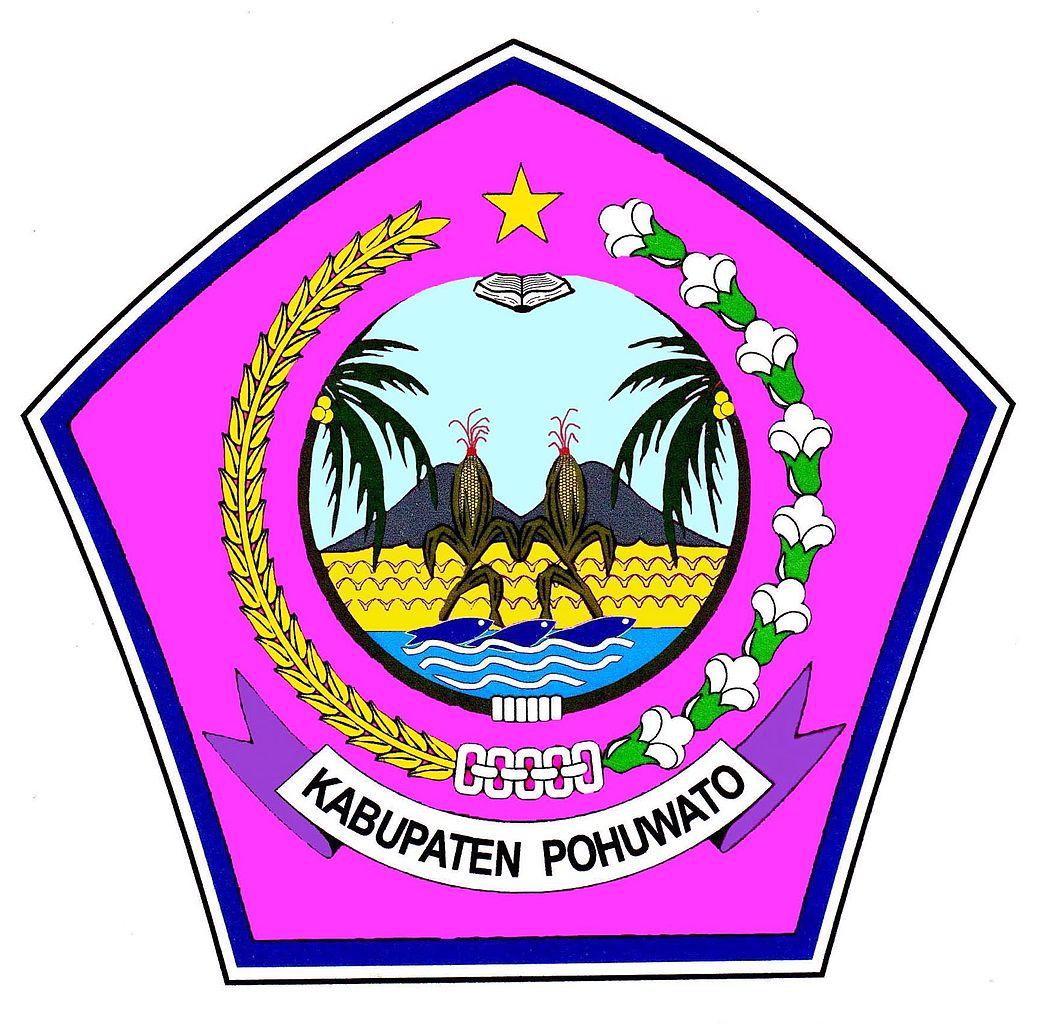 File Logo Kabupaten Pohuwato Jpg Wikimedia Commons