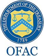 Logo of the U.S. Office of Foreign Assets Control (OFAC).jpg