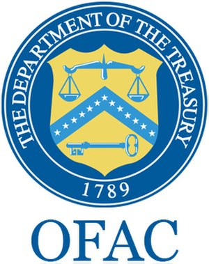Office of Foreign Assets Control - Image: Logo of the U.S. Office of Foreign Assets Control (OFAC)
