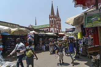 Lomé - Lomé Grand Market