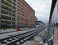 London, North-Woolwich, Crossrail construction site 06.jpg