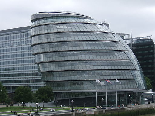 London City Hall - 20090804