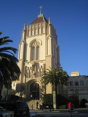 University of San Francisco - Lone Mountain