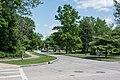 Looking E on Fairmount Blvd at Demington - Euclid Golf Allotment - Cleveland Heights Ohio.jpg