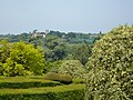 Looking across Mount Ephraim gardens to Hernhill village - geograph.org.uk - 836253.jpg