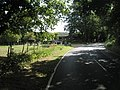 Looking along Satchell Lane as it approaches the turning for the marina - geograph.org.uk - 1464634.jpg