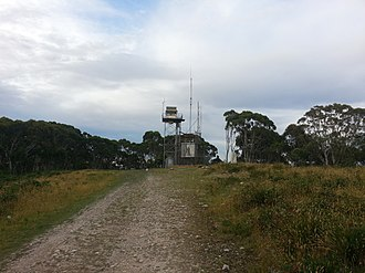 Mount Bindo - Image: Looking at the summit of Mount Bindo, New South Wales, Australia