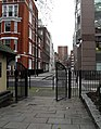 Looking from Red Lion Square into Old North Street - geograph.org.uk - 1656347.jpg