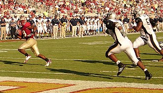 2006 Florida State Seminoles football team - Lorenzo Booker