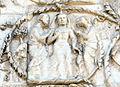 Lorenzo maitani e aiuti, scene bibliche 3 (1320-30) 10 battesimo di cristo.jpg