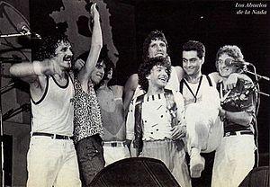 Los Abuelos de la Nada - Image: Los Abuelos de la Nada 1983