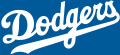 Los Angeles Dodgers Script Logo.svg
