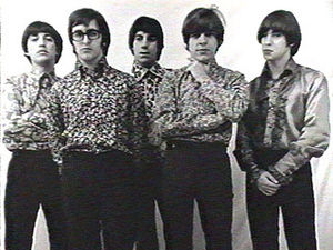 Argentine rock - Los Gatos in 1967.