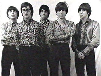"Rock en español - Los Gatos in 1967. With their single ""La balsa"", they turned the movement into a massive youth phenomenon."