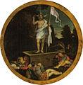 Lotto, madonna del rosario 13 resurrezione.jpg
