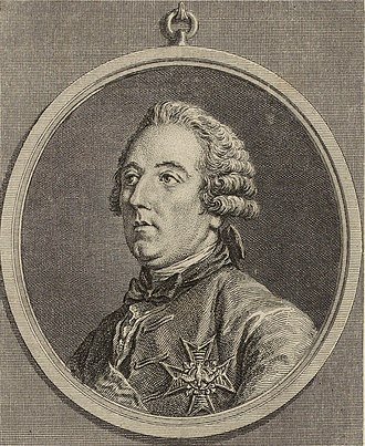 Louis César de La Baume Le Blanc - Image: Louis César de La Baume Le Blanc, duc de La Vallière