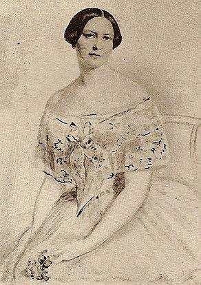 Louise de Mérode Mother of the Queen of Spain