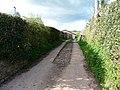 Loxbeare , Meadow Gate Driveway - geograph.org.uk - 1257308.jpg