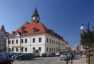 Lubin - Town Hall