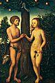 Lucas Cranach d.Ä. - Adam und Eva (Museo Nacional de San Carlos).jpg