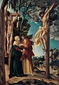 Lucas Cranach d.Ä. - Klage unter dem Kreuz, 1503 (Alte Pinakothek).jpg
