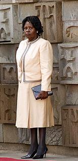 Lucy Kibaki First Lady of Kenya